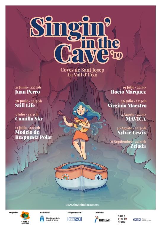 Cartel Singin' in the Cave 2019