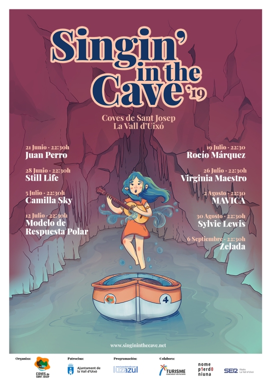 Cartel Singin' in the Cave 2019